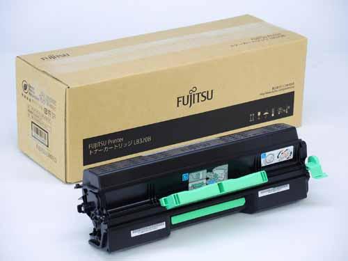 純正FUJITSU トナーカートリッジLB320B【返品不可商品】