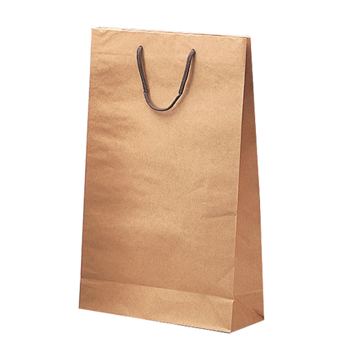 手提げ紙袋 Wロングワイン2本用 100枚(K-245)
