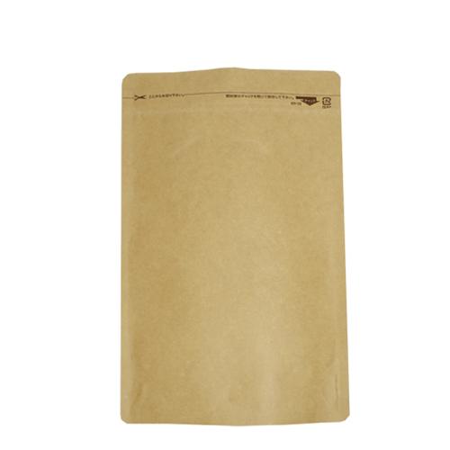 未晒し スタンド セイニチクラフト 業務用 人気の製品 クラフト紙スタンドパックKR-14 スタンドパック 返品不可 700枚 ラミネート