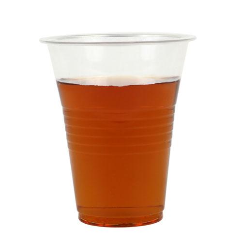 プラスチックカップ400ml(透明)