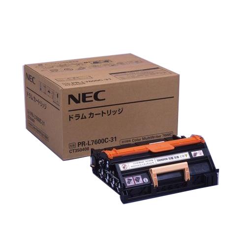 【純正】NEC PR-L7600C-31 ドラムカートリッジ / 4547714043313【返品不可商品】