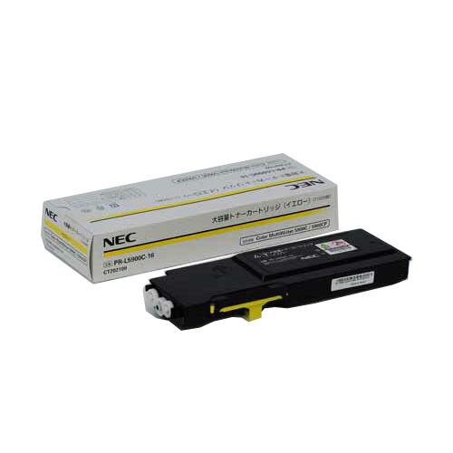 【純正】NEC PR-L5900C-16大容量イエロー / 4549022591364【返品不可商品】