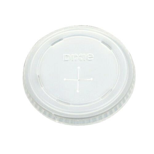 デキシー70パイ用ストロー穴LID半透明 2500枚