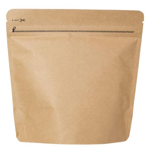 [ヤマニ] 珈琲(コーヒー)豆専用袋【200g用】クラフト 500枚_COT-851