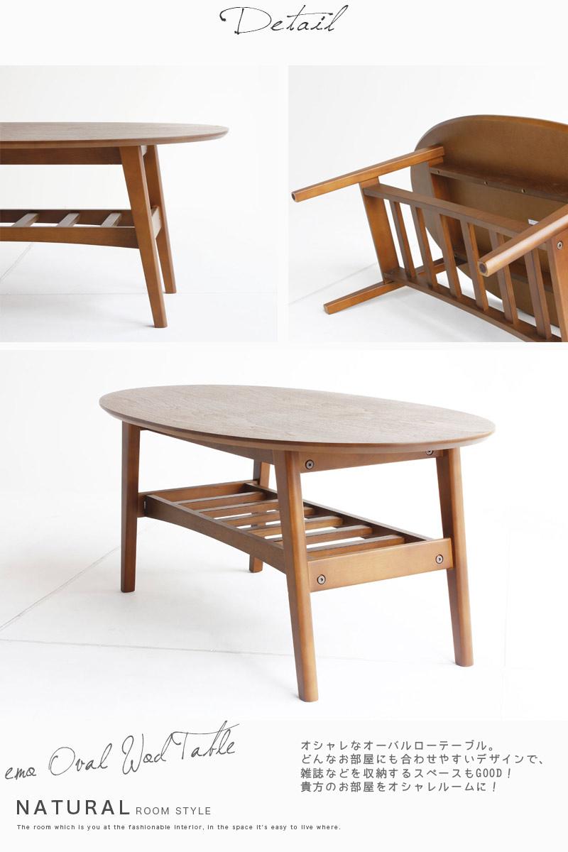 E-MONDO E-SHOP | Rakuten Global Market: W table Walnut Walnut wood ...