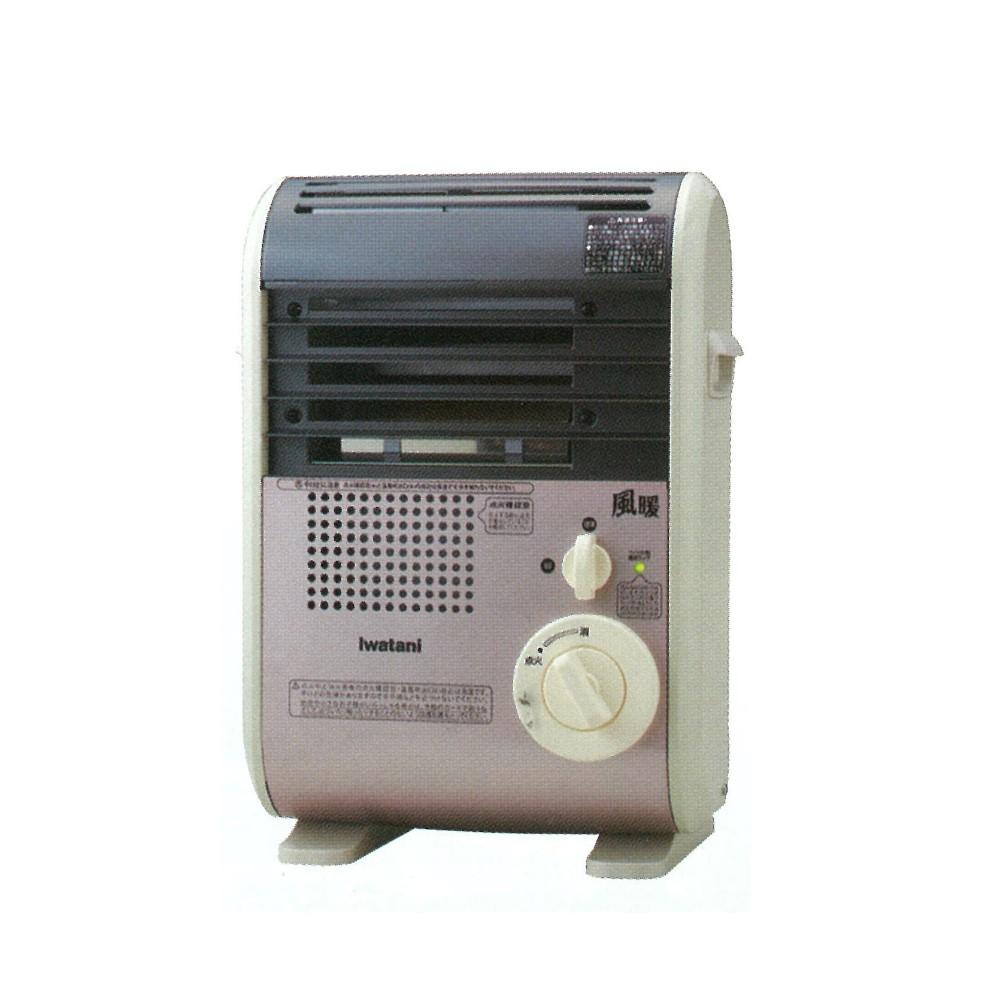 売却 カセットガスの燃焼熱から電気をうみ出しファンを回す 発電するコードレスファンヒーター イワタニ カセットガスファンヒーター 風暖 2021年8月発売岩谷産業 CB-GFH-3 お見舞い ライトローズ