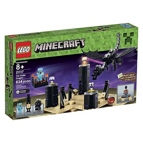 LEGO 再販ご予約限定送料無料 Minecraft 正規店 21117 The Dragon 並行輸入品 Ender