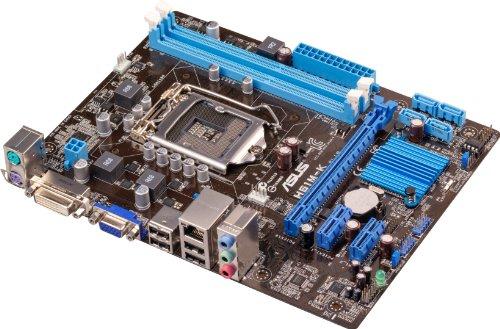 ASUS Intel H61 搭載 登場大人気アイテム マザーボード MATX LGA1155対応 H61M-K 大特価!! VGA DVI-D
