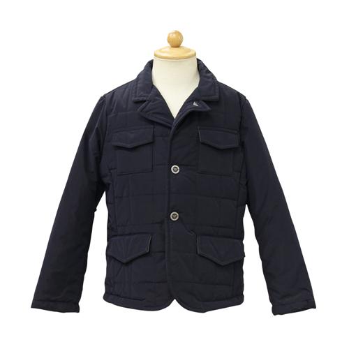 アルマーニ ジュニア ARMANI JUNIOR 子供服 中綿ジャケット UXN015F
