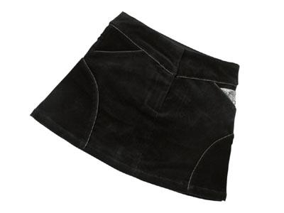 ベビーディオール Baby Dior スカート CD-0224BK 【ブランド子供服】