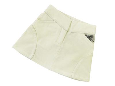 ベビーディオール Baby Dior スカート CD-0224IV 【ブランド子供服】