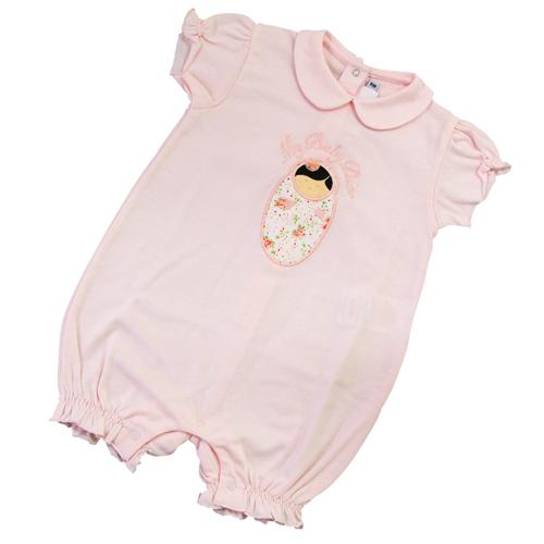 ベビーディオール Baby Dior 半袖ショートオール ○ CD-0230PK 【のし対応】【ブランド子供服】