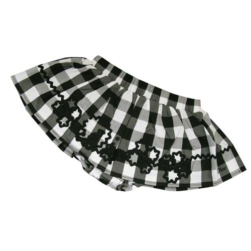 ベビーディオール Baby Dior パンツスカート (パンツ付) CD-0234BK 【あす楽対応】【のし対応】【ブランド子供服】