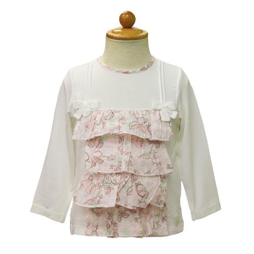 ベビーディオール Baby Dior 長袖Tシャツ ロンT CD-0262 【あす楽対応】【のし対応】【ブランド子供服】