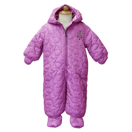 DIESEL ディーゼル ベビー 中綿ジャンプスーツ DIKA12PU 【のし対応】【ブランド子供服】