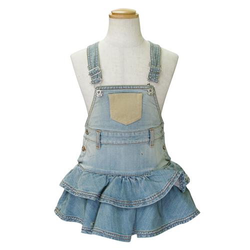 D&G ジュニア サロペット スカート DGL24819 【のし対応】【ブランド子供服】