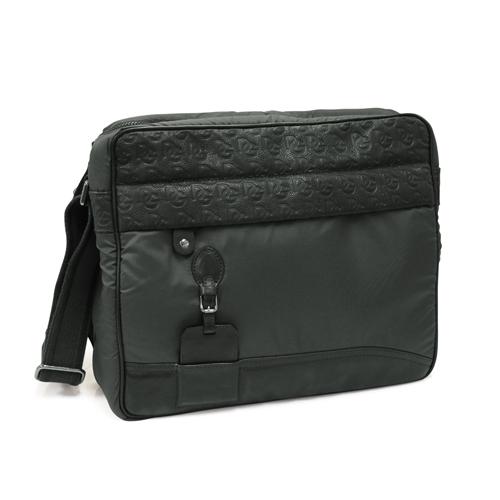 DOLCE&GABBANA(D&G) ドルチェ&ガッバーナ メンズ ショルダーバッグ DGBM0263BK 【Luxury Brand Selection】
