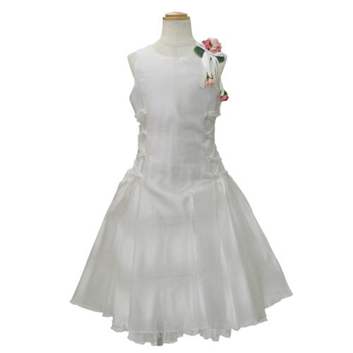 Lesy レジー ノースリーブ 子供ドレス ワンピース フォーマルドレス LE1021IV【ブランド子供服】