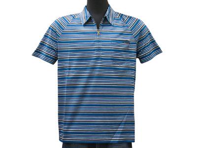 PRADA SPORT プラダスポーツ メンズ ポロシャツ SJM653BLU
