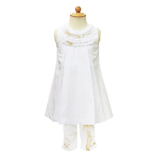 Prima Classe Junior プリマクラッセ ジュニア ノースリブワンピース・スパッツ 子供ドレス フォーマルドレス PCAGAB13