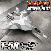 模型 ディスプレイ 戦闘機 ラジコン 米軍 空軍 Fighter ジェット機 デアゴスティーニ プレゼント ビックスケール 商い T-50 ビッグサイズ戦闘機 大型 模型タイプ プラモデル 最新アイテム 飛行機