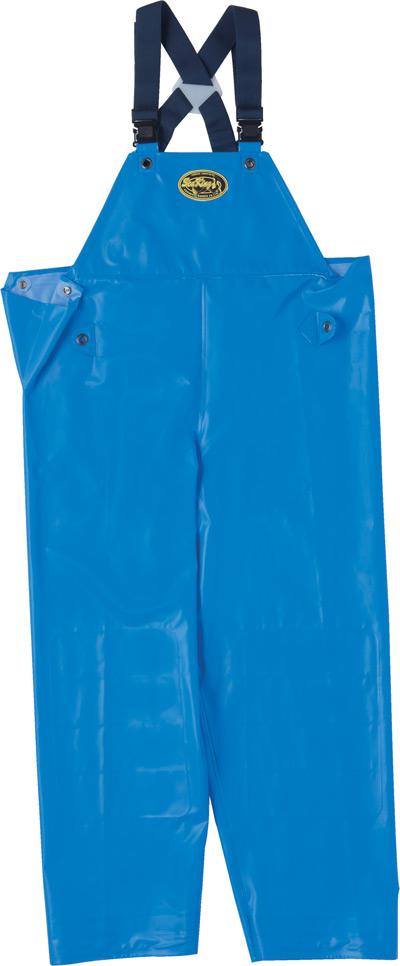 寒帯配合素材の合羽ズボン《弘進》ニューシーキング胸付ズボン