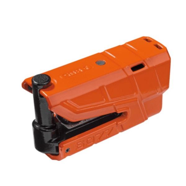 ABUS(アブス) 盗難防止用品 8077 Granit Detecto X-Plus orange[1645000026]