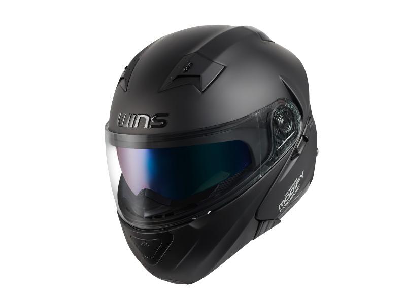 ウインズ(WINS)システムヘルメット MODIFY(モディファイ) X (マットブラック・L)