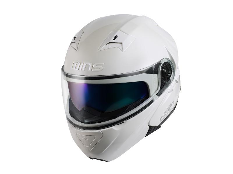 ウインズ(WINS)システムヘルメット MODIFY(モディファイ) X (パールホワイト・XL)