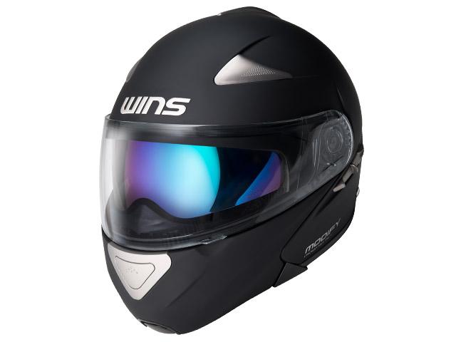 ウインズ(WINS)システムヘルメット MODIFY(モディファイ) (マットブラック・L)