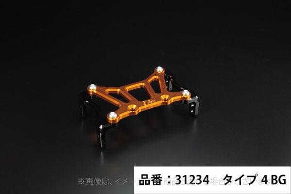 Gクラフト(G-Craft)Gクラフト モンキー 173mmステム用スタビライザータイプ4 BG(31234)