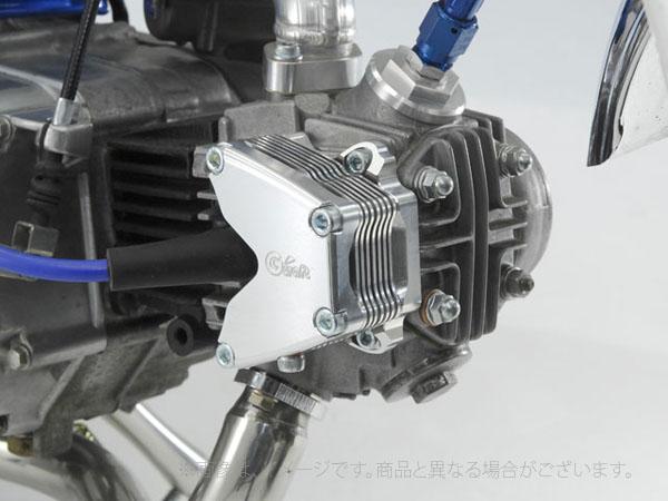 Gクラフト(G-Craft)アルミビレットオイルクーラー横型エンジン用7段/汎用(37020)