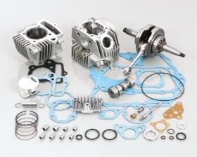 キタコ(KITACO)108cc STD-タイプ2 ボアアップKIT(108cc(ハイカム付))(214-1016205)