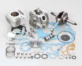 キタコ(KITACO)108cc STD-タイプ2 ボアアップKIT(108cc/メッキシリンダー(SEロッカーアーム付き))(215-1083205)
