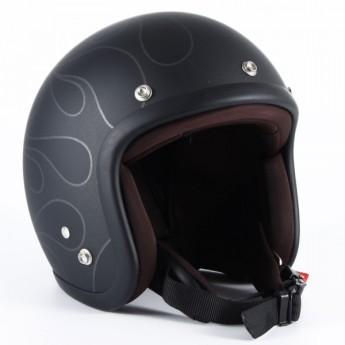 72JAM(ジャムテックジャパン) ジェットヘルメット72JAM JET STEALTH(マットブラック) [JJ-16]