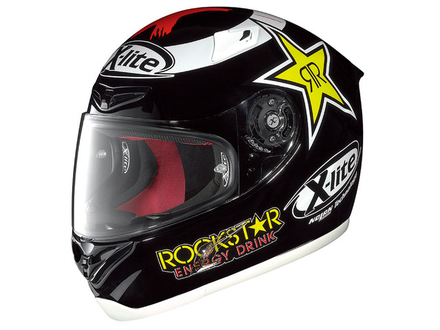 デイトナ(DAYTONA)NOLAN(ノーラン)X-Lite フルフェイスヘルメット X802R ロレンソ ブラック/48 L 78431