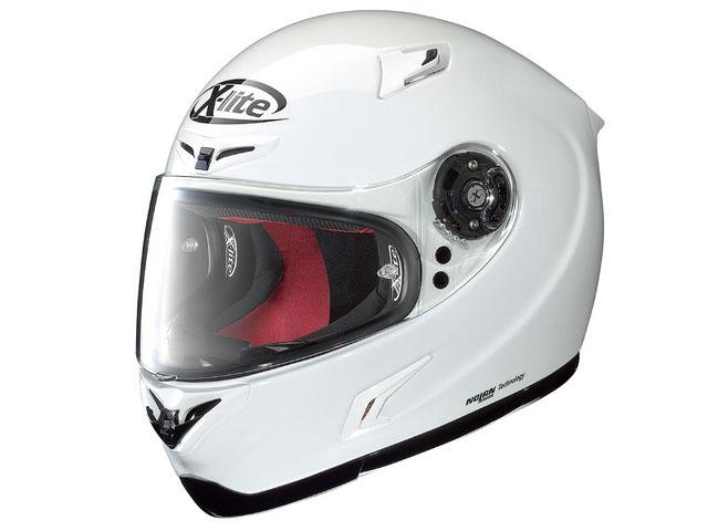 デイトナ(DAYTONA)NOLAN(ノーラン)X-Lite フルフェイスヘルメット X802R ソリッド ホワイト/11 XL 78456