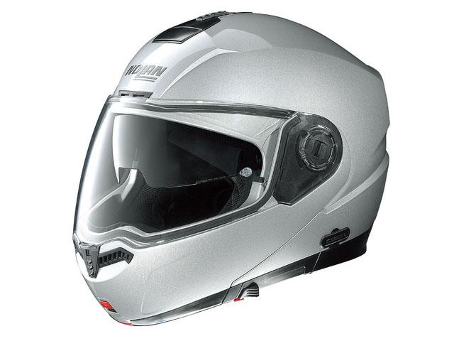 デイトナ(DAYTONA)フルフェイスヘルメット N104 ソリッド プラチナシルバー/1 M 78491