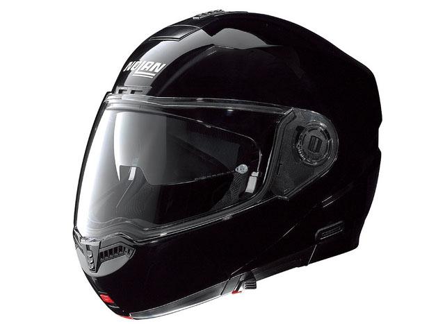 デイトナ(DAYTONA)フルフェイスヘルメット N104 ソリッド グロッシーブラック/3 M 78494