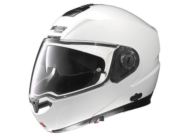デイトナ(DAYTONA)フルフェイスヘルメット N104 ソリッド メタルホワイト/5 M 78497