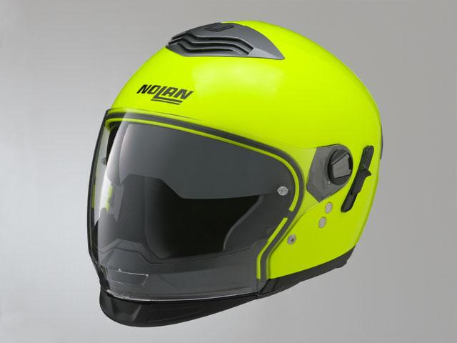 デイトナ(DAYTONA)NOLAN(ノーラン)ヘルメット補修部品 N43E T ハイビィジビリティー 蛍光イエロー/12 L 78761