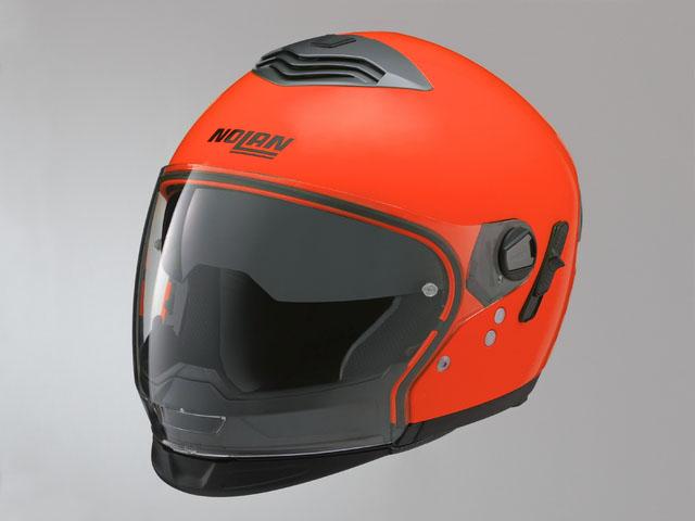 デイトナ(DAYTONA)NOLAN(ノーラン)ヘルメット補修部品 N43E T ハイビィジビリティー 蛍光オレンジ/13 XL 78765
