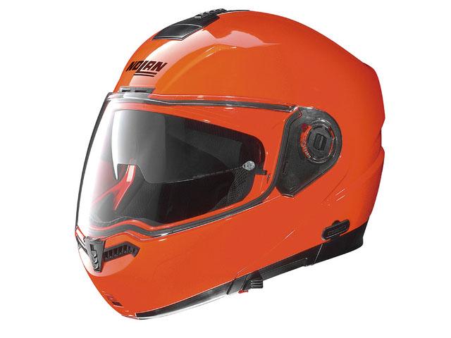 デイトナ(DAYTONA)NOLAN(ノーラン)ヘルメット補修部品 N104 ハイビィジビリティー 蛍光オレンジ/23 XL 78944