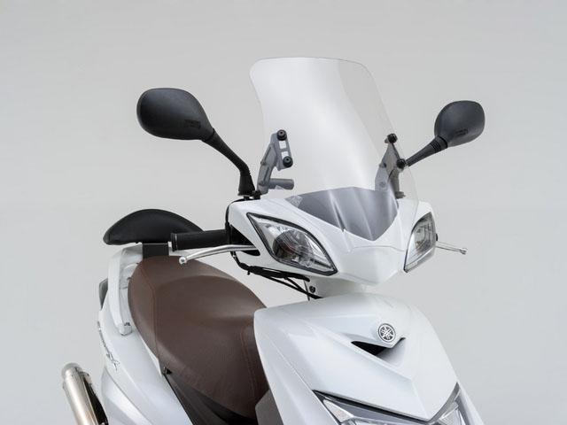 デイトナ(DAYTONA)ウインドシールドHC 車種別キット シグナスX125用[78610]
