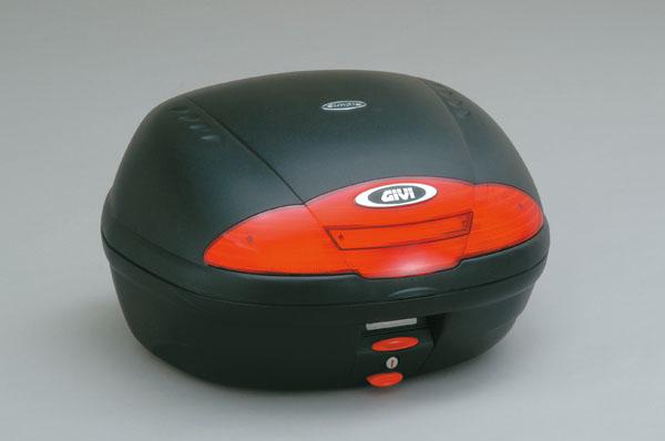 デイトナ(DAYTONA)ジビ(GIVI) 【E450N】E450 SIMPLYII (45L)未塗装ブラック[68053]