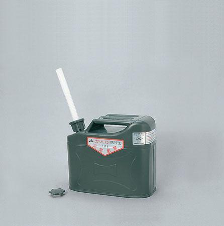 デイトナ(DAYTONA)鉄製ガソリン携行缶 10L[18235]