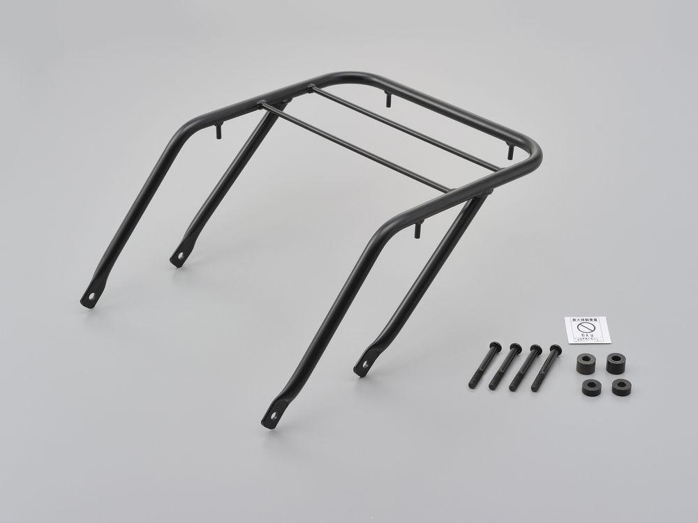 デイトナ(DAYTONA)グラブバーキャリア BOLT用 スチール製黒色電着塗装仕上げ。 (96615)