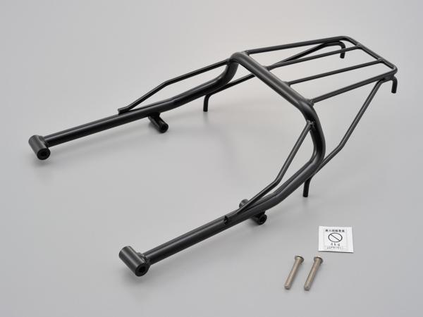 デイトナ(DAYTONA)クラシックキャリア (ブラック) CB1100EX/RS('17)用 スチール製黒電着塗装仕上げ (97396)