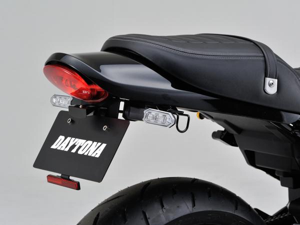 デイトナ(DAYTONA) フェンダーレスキット(車検対応LEDライセンスランプ付き) Z900RS/CAFE('18)用 (98049)