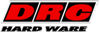 DRC STラジエターホース (K) RED ZRX1200ダエグ'09- [D47-06-423]